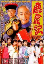 TÂN LỘC ĐỈNH KÝ - THE DUKE OF MOUNT DEER  - Phim Bo Hong Kong TVB DVD - USLT