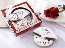 Der Love Pizzaschneider aus Edelstahl inkl. Geschenkbox