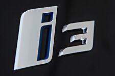 BMW NEW GENUINE I3 I01 SERIES REAR TAILGATE I3 STICKER BADGE EMBLEM 7306457
