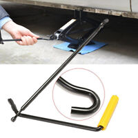 Car Tire Wheel Lug Wrench Crank Speed Handle Lift Tool for Scissor Jack