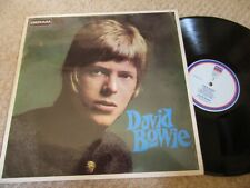 """DAVID BOWIE"" Rare UK Vinyl LP - Decca Records DOA 1 (800 087-1)"