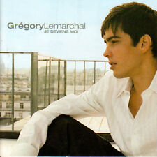 CD audio.../...GREGORY LEMARCHAL.../...JE DEVIENS MOI....