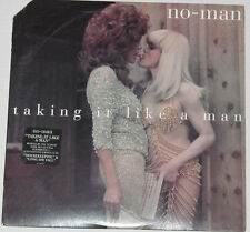 "NO MAN-TAKING IT LIKE A MAN-12""SINGLE-PRODUCED STEVEN WILSON (PORCUPINE TREE)-LP"