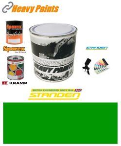 Standen Planter Green Paint High Endurance Enamel Paint 1 Litre Tin