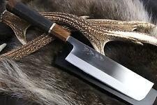 Yoshihiro Hayate ZDP-189 Super Blue High Carbon Stainless Steel Nakiri Knife