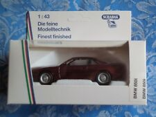 Schabak BMW 850i red 1:43