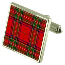 Cufflinks Tartan Clan Stuart