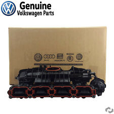 For VW Beetle Jetta Passat 1.8 2.0 Engine Intake Manifold Genuine 06L133201AS