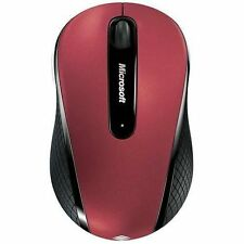 Microsoft Wireless Mobile Mouse 4000 - Bluetrack - Wireless - Radio (d5d00038)