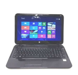HP Pavilion 15 Windows 8 Laptop With Power Adapter
