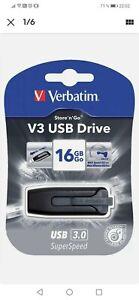 USB V3 Drive Verbatim 32Go USB3.0