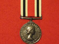 FULL SIZE SPECIAL CONSTABULARY MEDAL EIIR MUSEUM COPY MEDAL WITH RIBBON
