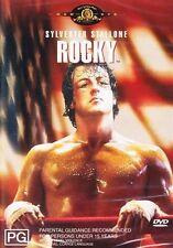 ROCKY Sylvester Stallone DVD NEW