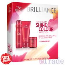 Wella Professionals Brilliance Shampoo 250ml & Conditioner 200ml & Treatment