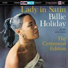 Holiday,Billie - Lady in Satin: the Centennial Edition /4