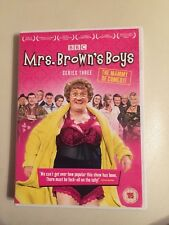 Mrs BROWN'S BOYS - Series 3 - Complete (DVD, 2013, 2-Disc Set, Box Set)