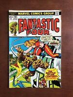 Fantastic Four #133 (1973) 6.5 FN Marvel Bronze Age Comic Book Thundra App Thing