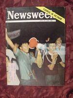 NEWSWEEK magazine April 18 1966 4/18/66 TURMOIL IN VIETNAM