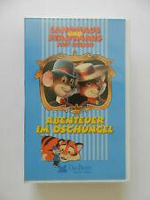 VHS Video Kassette Landmaus & Stadtmaus auf Reisen Abenteuer im Dschungel