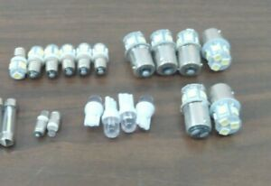 """Sunbeam Tiger Alpine LED bulb kit conversion """"NEW-Free Spares and Shipping"""""""