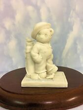 Cherished Teddies Teddie - Whiteware - 4032457 - 2012 Mystic Event NIB SIGNED