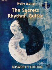 Helly Müller - The Secrets of Rhythm - for Guitar