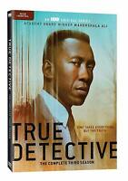 New Sealed True Detective - The Complete Third Season DVD + Digital 3