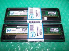Dell 4GB Certified Memory (2x 2GB) - DDR2 PC2-6400 800MHz NON-ECC