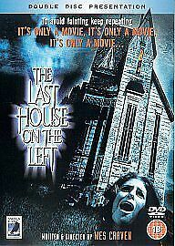 Last House On The Left (2 Disc Special Edition) [1972] [DVD]NEW SEALED FREEPOST