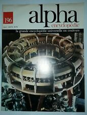 Encyclopédie Alpha - N°196 - La grande encyclopédie universelle en couleurs