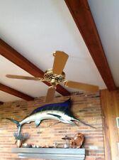 Vintage Casablanca ceiling fan
