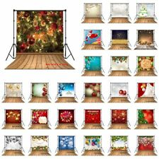 28 Type XMAS Ball Floor 10X10FT CP Vinyl Studio Photography Backdrop Background
