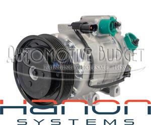 A/C Compressor w/Clutch for Hyundai Santa Fe Sport & Kia Sorento - NEW OEM