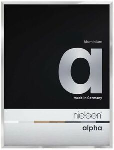 Nielsen Alpha 24X30 cm Silver Picture Frame