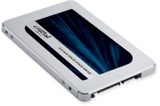 "Crucial MX500 2.5"" 500GB SATA III Solid State Drive"