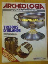 Archéologia n°173 décembre 1982 Trésors d'Irlande