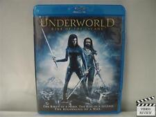 Underworld: Rise of the Lycans (Blu-ray Disc, 2009) Bill Nighy, Michael Sheen