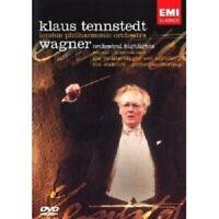 KLAUS TENNSTEDT - TENNSTEDT CONDUCTS WAGNER  DVD KLASSIK ORCHESTER SINFONIE NEU