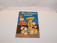 Walt Disney's Comics #154 (1953) Donald Duck Huey, Dewey and Louie Carl Barks