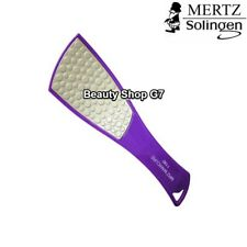 Professional laser double sided foot file rasp Mertz 1190 callus remover