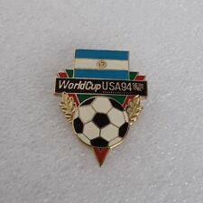 """New listing World Cup Usa 1994 Pin - """"Argentina Flag"""" Football Soccer"""