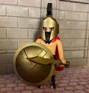 Playmobil Custom Griego Espartano/ Greek Soldier/Soldat Grec/Griechischer Soldat