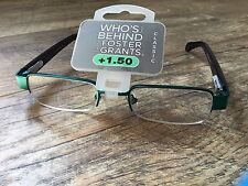 foster grant reading glasses Orwell +1.50
