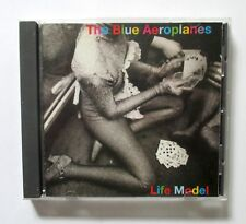 The Blue Aeroplanes - Life Model - 1994 UK CD - Beggars Banquet - BBQCD 143 MINT