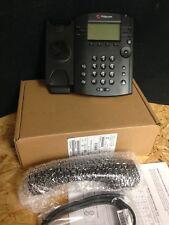 POLYCOM VVX311 2200-48350-025 NEW PHONE NEW