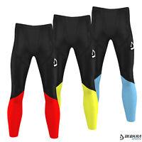 Mens Compression Pants Base Layers Skin Fit Gym, Yoga, Running Tight Long Pants