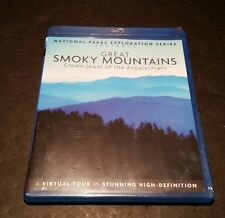 National Parks Exploration Great Smoky Mountains Crown Of Appalachains Blu Ray