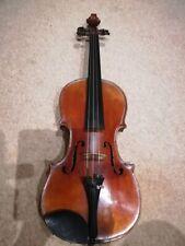 Full-Size Vintage Violin