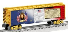 Lionel Andrew Jackson Boxcar # 6-81488 MADE IN USA PRESIDENTIAL SERIES
