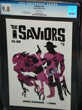 Image The Saviors #3 CGC 9.8